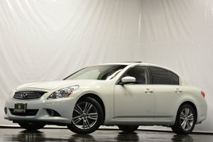 2011 Infiniti G25 Sedan Journey Carfax Report - No Accidents  Damage Reported to CARFAX Air Cond