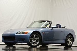 2002 Honda S2000  Carfax Report Air Conditioning  AC Audio  AmFm Stereo Audio  Cd Player