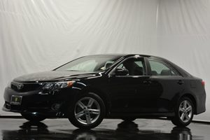 2012 Toyota Camry SE Carfax 1-Owner - No Accidents  Damage Reported to CARFAX Air Conditioning