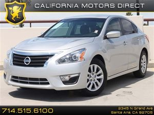 2013 Nissan Altima 25 Carfax Report - No Accidents  Damage Reported to CARFAX Air Conditioning