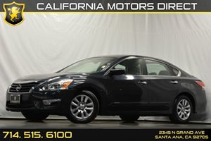 2014 Nissan Altima 25 S Carfax 1-Owner Air Conditioning  AC Audio  AmFm Stereo Audio  Aux