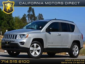 2011 Jeep Compass Latitude Carfax 1-Owner 17 X 65 Aluminum Wheels Air Conditioning  AC A
