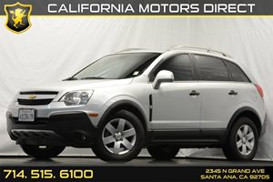 2012 Chevrolet Captiva Sport Fleet LS w2LS Carfax Report Air Conditioning  AC Air Conditionin
