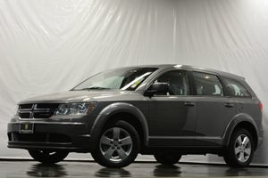 2013 Dodge Journey American Value Pkg Carfax 1-Owner - No Accidents  Damage Reported to CARFAX