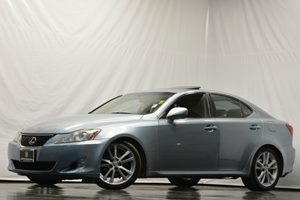 2007 Lexus IS 250  Carfax Report Air Conditioning  AC Audio  Auxiliary Audio Input Audio  P