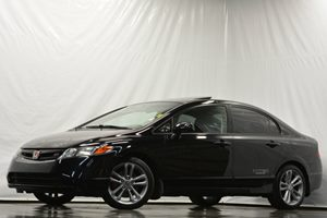 2008 Honda Civic Sdn Si Carfax Report - No Accidents  Damage Reported to CARFAX Air Conditioning