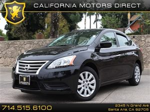 2013 Nissan Sentra SV Carfax 1-Owner Air Conditioning  AC Audio  Auxiliary Audio Input Audio
