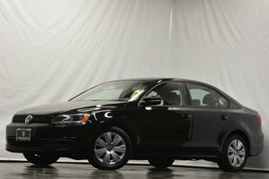 2014 Volkswagen Jetta Sedan SE Carfax 1-Owner - No Accidents  Damage Reported to CARFAX Air Cond