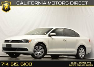 2013 Volkswagen Jetta 25 SE Carfax 1-Owner - No Accidents  Damage Reported to CARFAX Air Condit