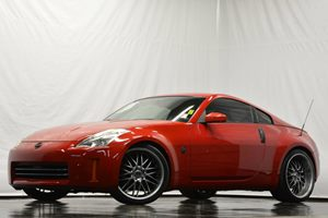2006 Nissan 350Z  Carfax Report - No Accidents  Damage Reported to CARFAX Air Conditioning  AC