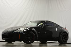2007 Nissan 350Z Enthusiast Carfax Report - No Accidents  Damage Reported to CARFAX Air Conditio