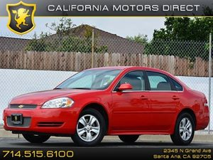 2013 Chevrolet Impala LS Carfax 1-Owner - No Accidents  Damage Reported to CARFAX Air Conditioni