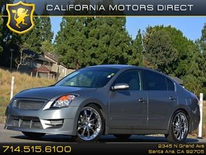 2007 Nissan Altima 35 SE Carfax 1-Owner - No Accidents  Damage Reported to CARFAX Air Condition