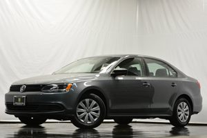 2014 Volkswagen Jetta Sedan S Carfax 1-Owner Air Conditioning  AC Audio  AmFm Stereo Audio