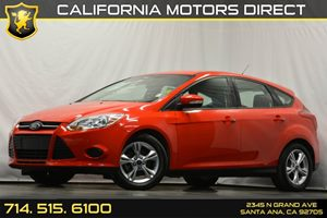 2013 Ford Focus SE Carfax 1-Owner - No Accidents  Damage Reported to CARFAX Air Conditioning  A