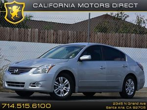 2010 Nissan Altima 25 S Carfax Report Air Conditioning  AC Audio  Auxiliary Audio Input Con