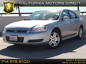 2013 Chevrolet Impala LT Carfax 1-Owner Air Conditioning  AC Air Conditioning  Multi-Zone AC