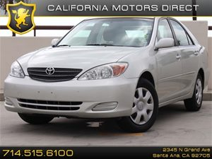 2003 Toyota Camry LE Carfax Report - No Accidents  Damage Reported to CARFAX Air Conditioning