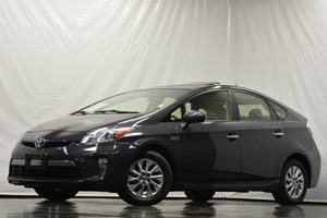 2012 Toyota Prius Plug-In  Carfax 1-Owner - No Accidents  Damage Reported to CARFAX Air Conditio