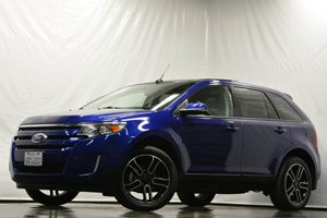 2013 Ford Edge SEL Carfax 1-Owner - No Accidents  Damage Reported to CARFAX Air Conditioning  A