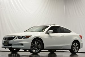 2012 Honda Accord Cpe EX-L Carfax 1-Owner Air Conditioning  AC Air Conditioning  Climate Cont