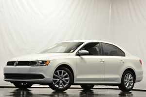 2012 Volkswagen Jetta Sedan SE wConvenience PZEV Carfax 1-Owner Air Conditioning  AC Audio