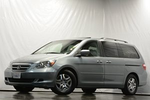 2007 Honda Odyssey EX-L Carfax Report Air Conditioning  AC Air Conditioning  Climate Control