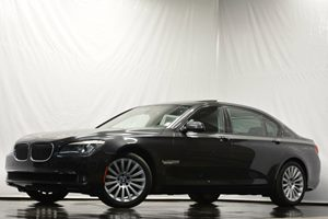 2012 BMW 7 Series 750Li Carfax 1-Owner - No Accidents  Damage Reported to CARFAX Air Conditionin