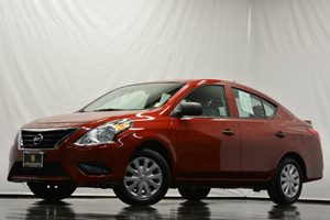 2015 Nissan Versa S Plus Carfax 1-Owner Air Conditioning  AC Audio  Auxiliary Audio Input Au