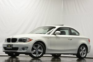 2013 BMW 1 Series 128i Carfax 1-Owner - No Accidents  Damage Reported to CARFAX Air Conditioning