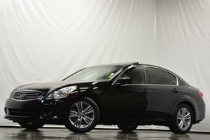 2013 Infiniti G37 Sedan Journey Carfax 1-Owner Air Conditioning  AC Air Conditioning  Multi-Z