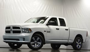 2013 Ram 1500 Express Carfax Report - No Accidents  Damage Reported to CARFAX Air Conditioning