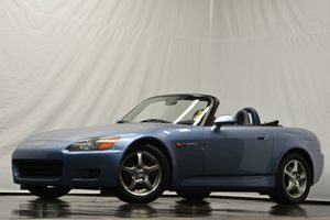 2002 Honda S2000  Carfax Report - No Accidents  Damage Reported to CARFAX Air Conditioning  AC