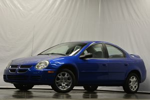 2004 Dodge Neon SXT Carfax Report Air Conditioning Air Conditioning  AC Audio  AmFm Stereo