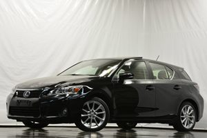 2013 Lexus CT 200h Hybrid Carfax 1-Owner Air Conditioning  AC Air Conditioning  Climate Contr