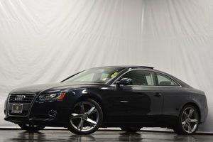 2012 Audi A5 20T Premium Plus Carfax 1-Owner Air Conditioning  AC Audio  AmFm Stereo Audio