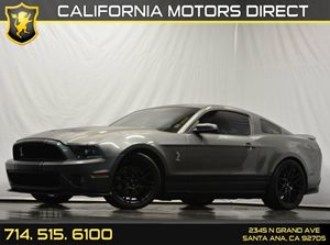 2011 Ford Mustang Shelby GT500 Carfax Report Air Conditioning  AC Audio  Auxiliary Audio Inpu