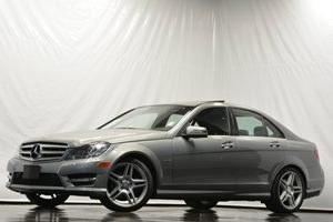 2012 MERCEDES C250 Sport Sedan Carfax 1-Owner Air Conditioning  AC Audio  Hd Radio Convenien