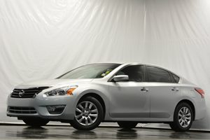 2013 Nissan Altima 25 S Carfax 1-Owner Air Conditioning  AC Audio  Auxiliary Audio Input Au
