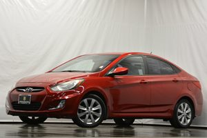 2013 Hyundai Accent GLS Carfax 1-Owner Air Conditioning  AC Audio  Auxiliary Audio Input Aud