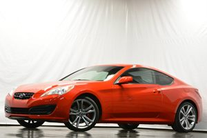 2012 Hyundai Genesis Coupe 20T Carfax 1-Owner - No Accidents  Damage Reported to CARFAX Air Con