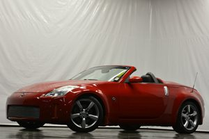 2007 Nissan 350Z Touring Carfax Report Air Conditioning  AC Audio  AmFm Stereo Audio  Cd C