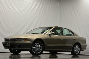 2000 Mitsubishi Galant ES Carfax 1-Owner - No Accidents  Damage Reported to CARFAX Air Condition