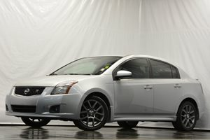 2012 Nissan Sentra SE-R Carfax Report - No Accidents  Damage Reported to CARFAX Air Conditioning