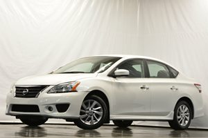 2013 Nissan Sentra SR Carfax Report - No Accidents  Damage Reported to CARFAX Air Conditioning