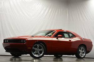 2012 Dodge Challenger RT Classic Carfax Report  Redline 3 Coat Pearl CLEAN TITLE  2943