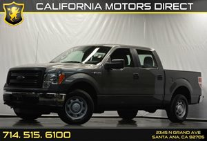 2013 Ford F-150 XL Carfax 1-Owner - No Accidents  Damage Reported to CARFAX Air Conditioning  A