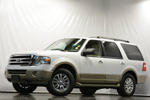 2014 Ford Expedition XLT Carfax 1-Owner Air Conditioning  AC Air Conditioning  Rear AC Audi
