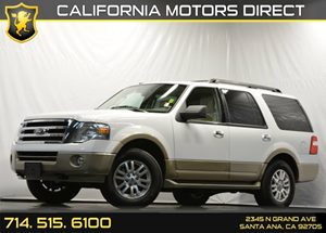 2014 Ford Expedition XLTKING Ranch Carfax 1-Owner Air Conditioning  AC Air Conditioning  Rea