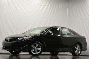 2014 Toyota Camry L Carfax Report - No Accidents  Damage Reported to CARFAX Air Conditioning  A